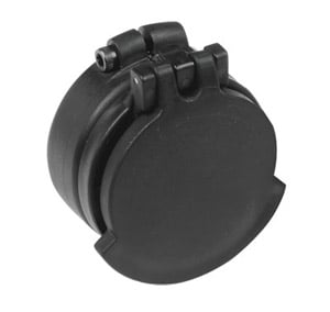 Tenebraex Tactcal Tough Eyepiece flip cover for Nightforce NXS 15 to 42x and Bushnell Tactical UAC001-FCR