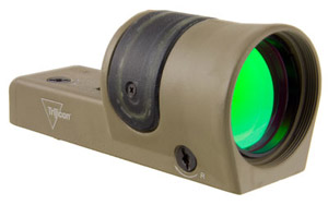 Trijicon 1x42 FDE Reflex Sight RX30-C-800067