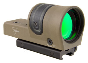 Trijicon 1x42 FDE Reflex Sight RX30-C-800091