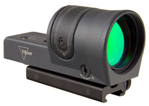 Trijicon 1x42 Sniper Gray Reflex Sight RX34-C-800107