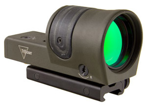 Trijicon 1x42 OD Green Reflex Sight RX30-C-800090