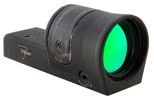 Trijicon 1x42 Amber 6.5 MOA Dot Reflex Sight RX30