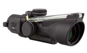 Trijicon 3x24 Low Compact ACOG Illum Green Crosshair Ballistic 400231