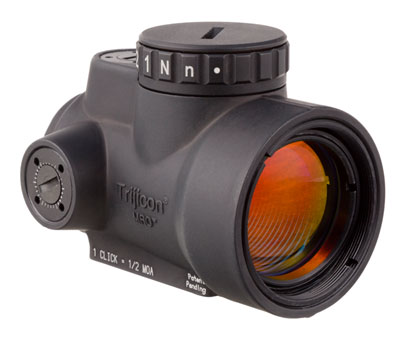 Trijicon 1x25 MRO 2.0 MOA Adj Red Dot MRO-C-2200003