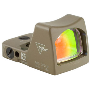 Trijicon RMR LED FDE Red Dot Sight RM01-C-700102
