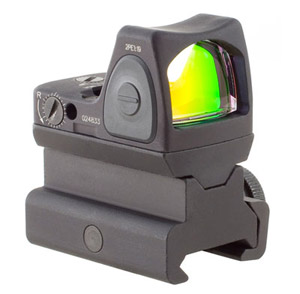 Trijicon RMR Adj LED 1 MOA Red Dot w/ RM34 MT RM09-C-700312