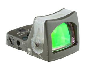 Trijicon RMR Dual Illuminated ODG Amber Dot Sight RM03-C-700143