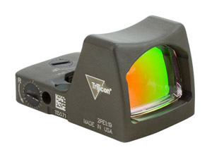 Trijicon RMR LED ODG Red Dot Sight RM02-C-700122