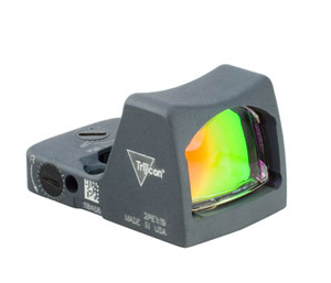 Trijicon RMR LED Sniper Gray Red Dot Sight RM01-C-700100