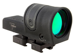 Trijicon 1x42 Amber 4.5 MOA Dot Reflex Sight RX34-14