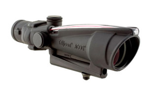 Trijicon ACOG 3.5x35 Red Circle/Chevron TA11B