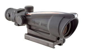 Trijicon ACOG 3.5x35 .308 Red Chevron TA11E