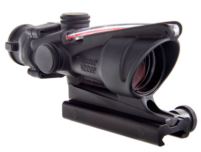 Trijicon ACOG 4x32 .223 Red Horseshoe/Dot TA31H