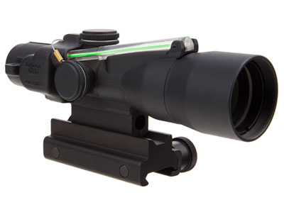 Trijicon 3x30 ACOG Green Chevron .223/62gr 400127