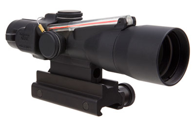 Trijicon 3x30 ACOG Red Chevron 7.62x51mm/175gr 400136