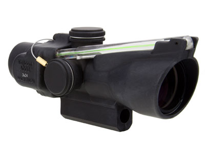 Trijicon 3x24 Crossbow ACOG Green Chevron 300-340 400143