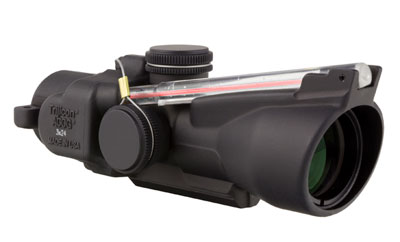 Trijicon 3x24 Low Compact ACOG Dual Ill Red CH 7.62 Ballistic 400235