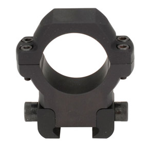 US Optics Windage Adjustable Rings - 30mm Low 0.99 inch RNG-302