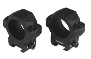 US Optics 34mm P6M-Medium Windage Adjustable Rings