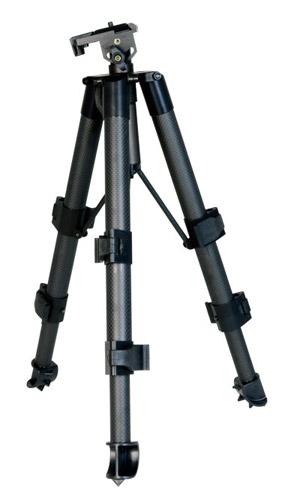 TOT-S Ultralight Tactical Operation Tripod, telescopic legs, non-magnetic, pan/tilt head 908138