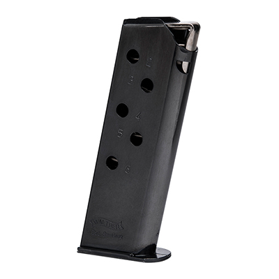 Walther PPK .380 ACP 6rd Magazine Blue 2246008