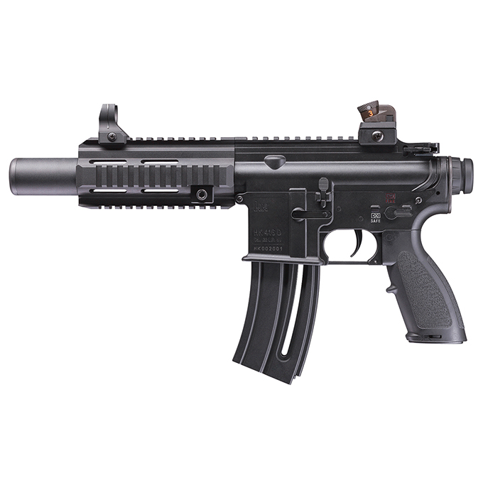 Walther HK 416 Pistol .22lr 20rd 5780303