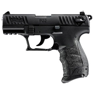 Walther P22 .22lr Black 5120300