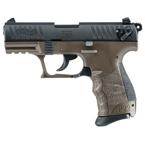 Walther P22 .22lr Military 5120315