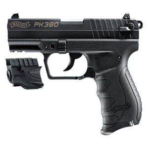 Walther PK380 .380 ACP Laser Set 5050310