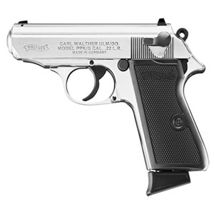 Walther PPKS .22lr Nickel 5030320