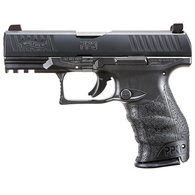 "Walther PPQ M2 9mm 4""  Black 15 round Pistol w/ 2 Mags and XS F8 Night Sights 2796066TNS"
