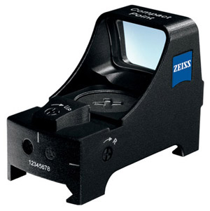 Zeiss Compact Point Red Dot Reflex Sight 3.5 MOA 521790
