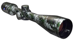 Zeiss Conquest HD5 2-10X42 Plex Forest Camo