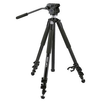 Zeiss Manfrotto Aluminum Tripod with Fluid Head 1778-480