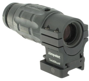 Aimpoint 3X Magnifier Mount Combo 12071