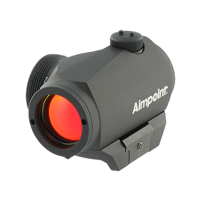 Aimpoint Micro H1 Red Dot Sight 2 MOA Dot 200018