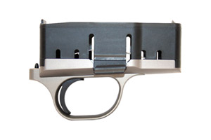 Blaser R8 Fire Control 2.5 lb trigger pull Grey with Black Trigger - Blaser R8 Fire Controls
