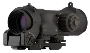 Elcan SpecterDR 1-4x Scope 5.56 NATO DFOV14-C1 Show Demo