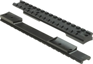 Nightforce 1 piece M700 SA 40 MOA Base (8-40 screws) A150 Demo
