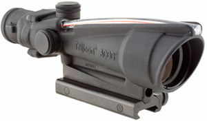 Trijicon ACOG 3.5x35 .223 Red Horseshoe/Dot TA11H