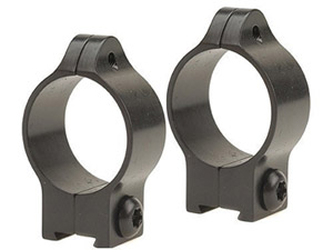 Talley one inch CZ Rimfire Screw Lock Low