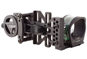 Trijicon AccuPin Bow Sight BW50G-BL