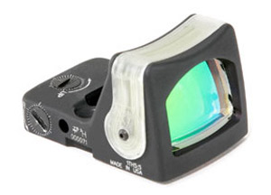 Trijicon RMR Dual Illuminated Amber Dot Sight RM03