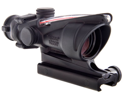 Trijicon ACOG 4x32 .223 Red Chevron TA31F