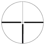Meopta Meopro  Number 04 Reticle