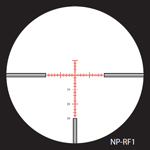 Nightforce NP-RF1 Illuminated Reticle