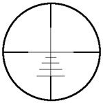 schmidt Bender TDS Reticle