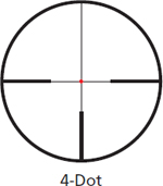 Kahles 4 Dot Reticle